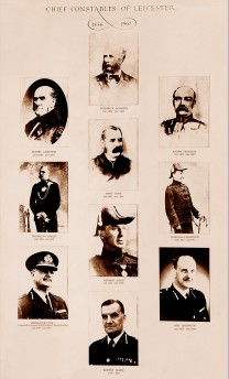 Chief Constables of Leicester