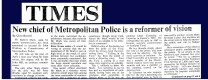 The Times - new chief is a reformer