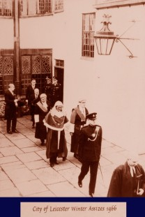 leicester winter assizes 1966