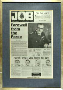 The Job Front Cover