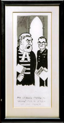 Dimbleby Cartoon