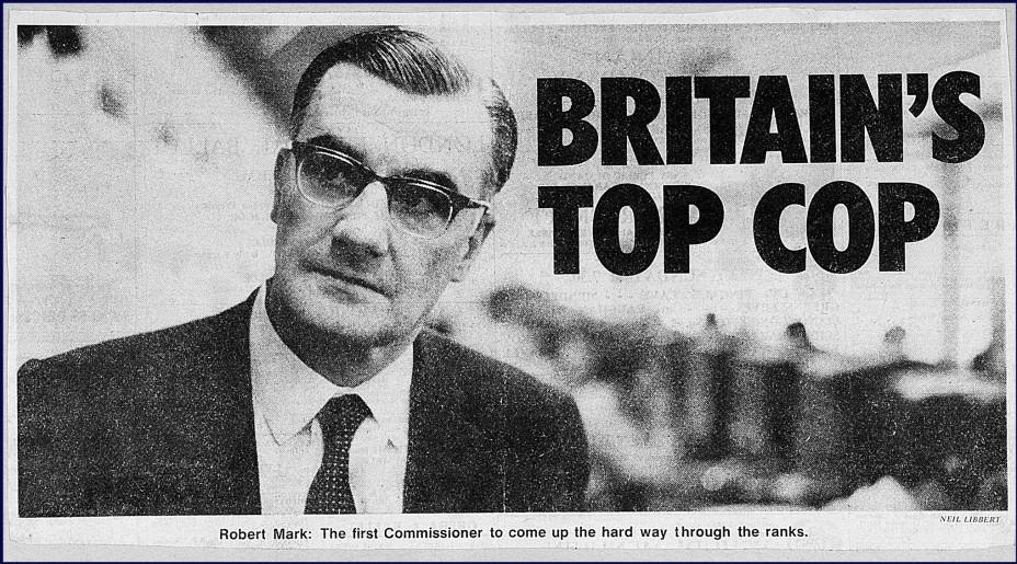 britains top cop