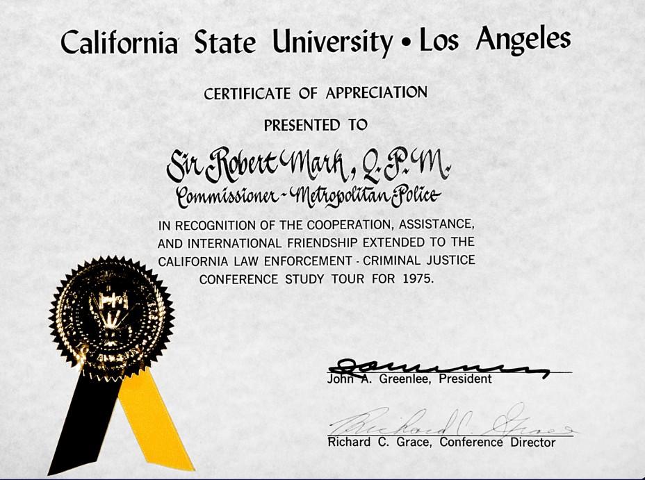 csu certificate