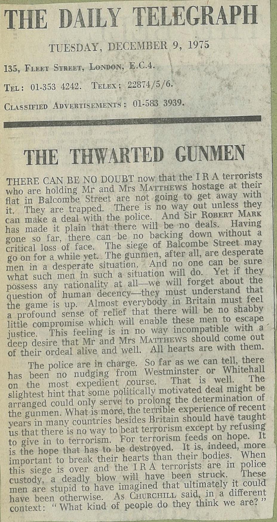 the thwarted gunmen