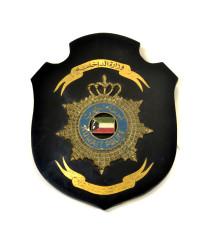 SHIELD KUWAIT POLICE