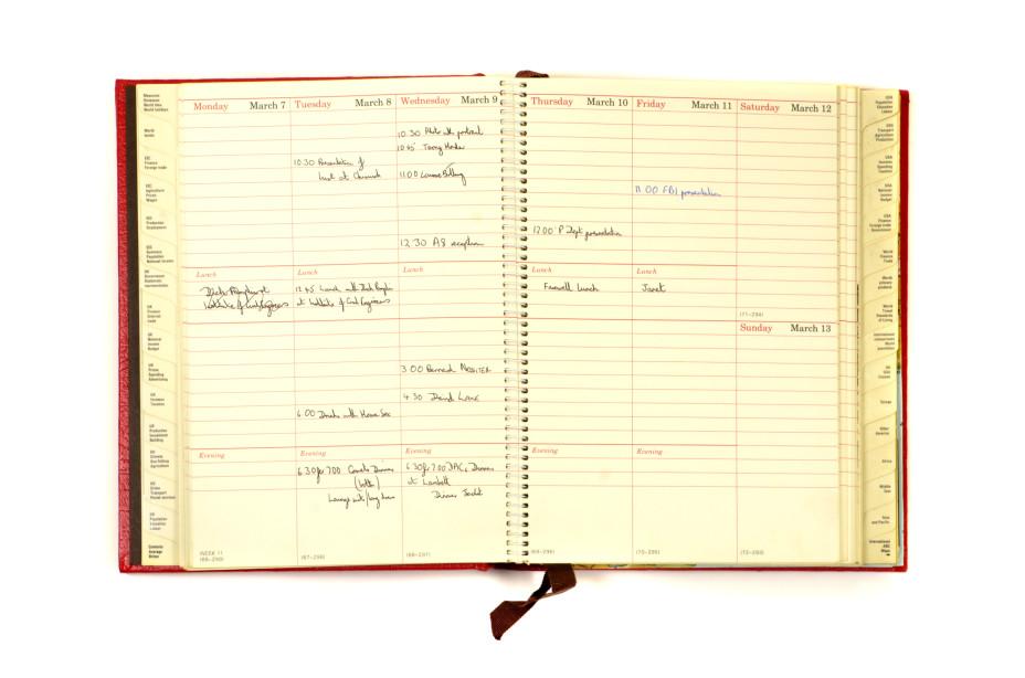 Robert Mark Diary