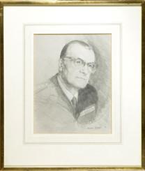PORTRAIT OF SIR ROBERT by ADRIAN RAMOS